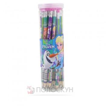 Олівець графітний з гумкою Frozen 1 вересня