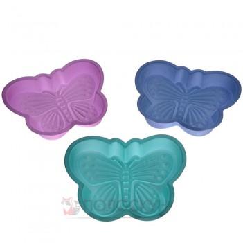 Форма для випічки силіконова Метелик 14 х 11 х 2см A-Plus