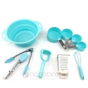 Кухонний набір функціональний 6 предметів 1217 A-Plus