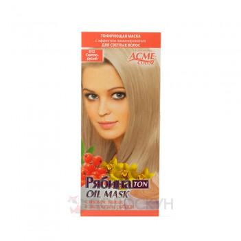 Тонуюча маска для волосся Світло-русявий 012 Acme Color
