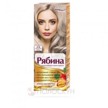 Фарба для волосся Попелястий блонд 216 Acme Color