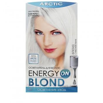 Висвітлювач для волосся Energy Blond Arctic Acme Color