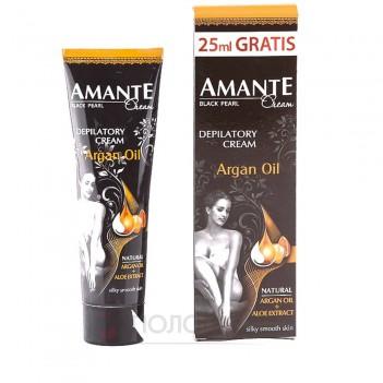 Крем для депіляції Арганова олія Amante