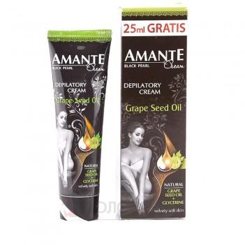 Крем для депіляції Олія виноградних кісточок Amante