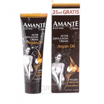 Крем після депіляції Арганова олія Amante