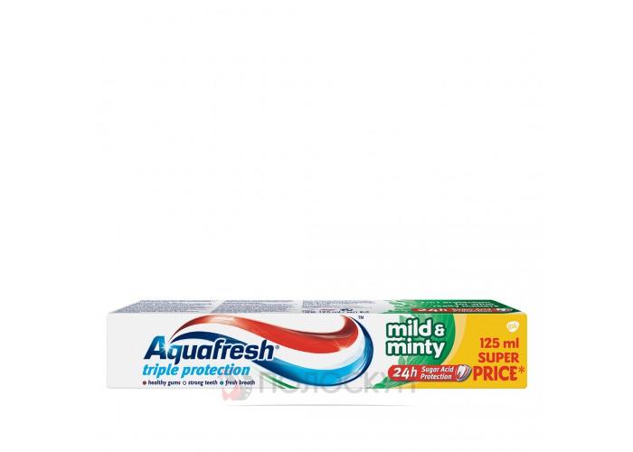 Зубна паста М'яко-м'ятна Aquafresh
