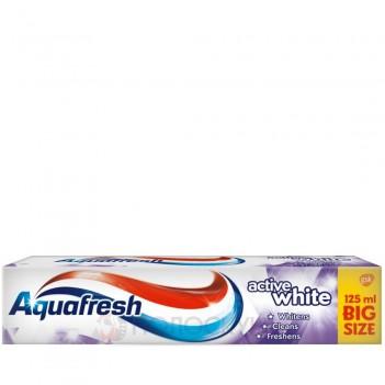 Зубна паста Активне відбілення Aquafresh