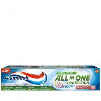 Зубна паста All in one відбілююча екстра свіжість Aquafresh