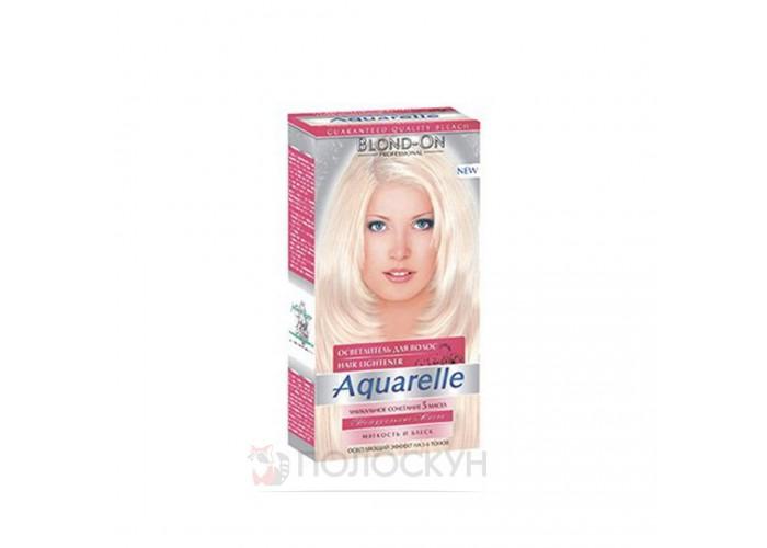 Висвітлювач для волосся Aquarelle
