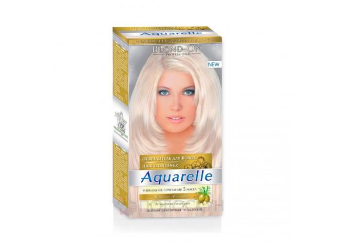 Висвітлювач для волосся з екстрактом бамбука Aquarelle