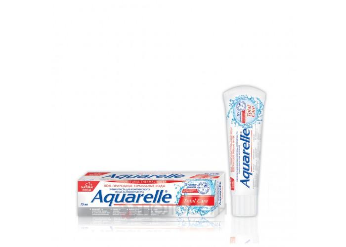 Зубна паста Total Care Aquarelle