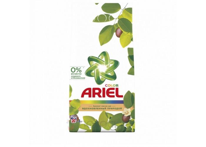 Пральний порошок Олія ши Автомат Universal Ariel