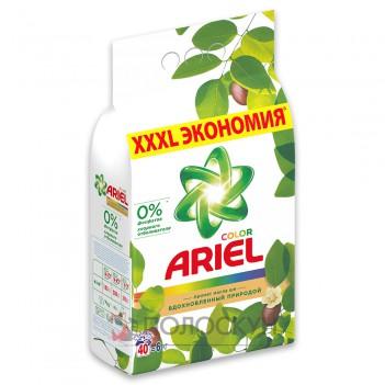 Пральний порошок Аромат олії ши Ariel