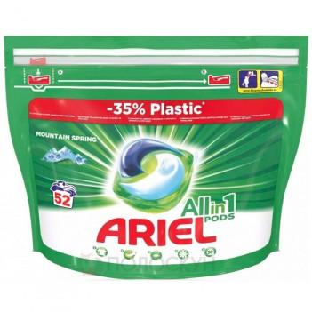 Гелеві капсули для прання Universal Ariel