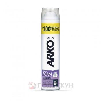 Піна для гоління Sensitive Arko