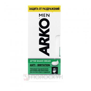 Крем після гоління Аnti-Irritation Arko