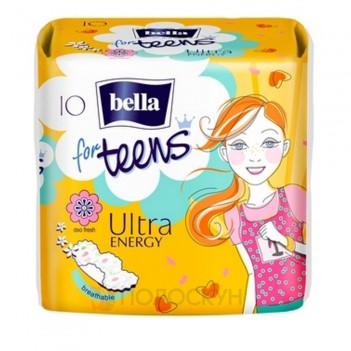 Прокладки гігієнічні Ultra Energy Silk Bella