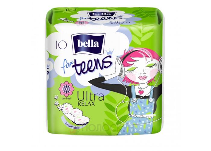 Прокладки гігієнічні Ultra Relax Extra Bella