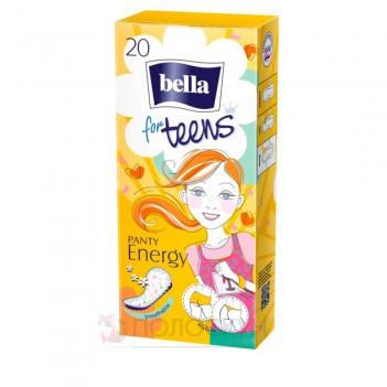Щоденні прокладки Energy Bella