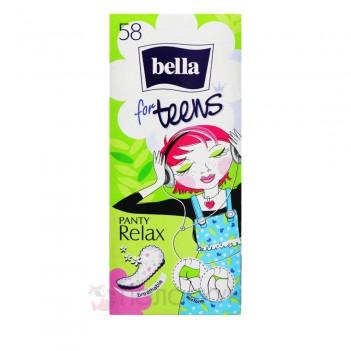 Прокладки гігієнічні щоденні Panty for Teens Relax Bella