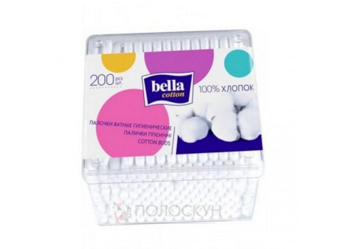 Ватні палички Bella