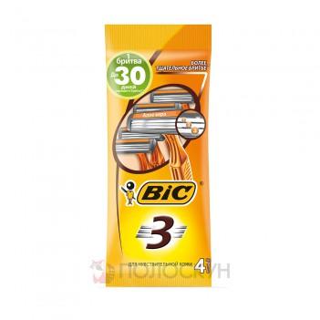 Станок для гоління для чутливої шкіри Bic