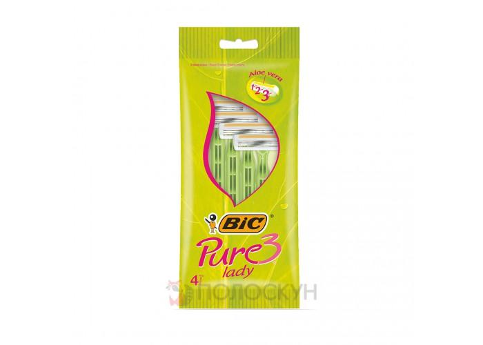 Жіночий станок для гоління Pure Lady Bic