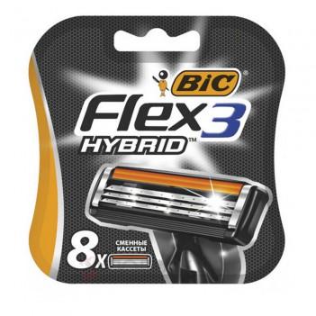 Катридж для станка Flex 3 Hybrid Bic