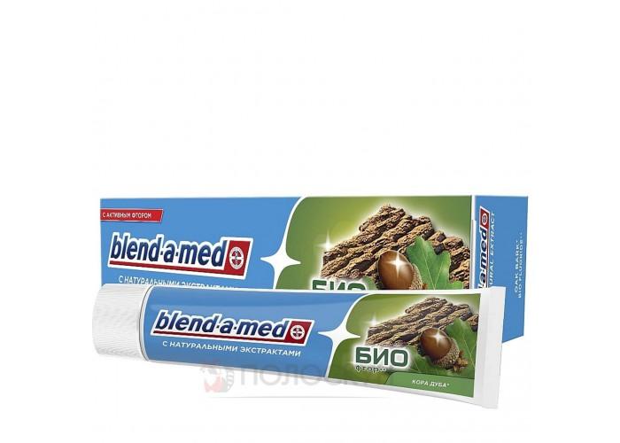 Зубна паста Біоформула Кора дуба Blend-a-med