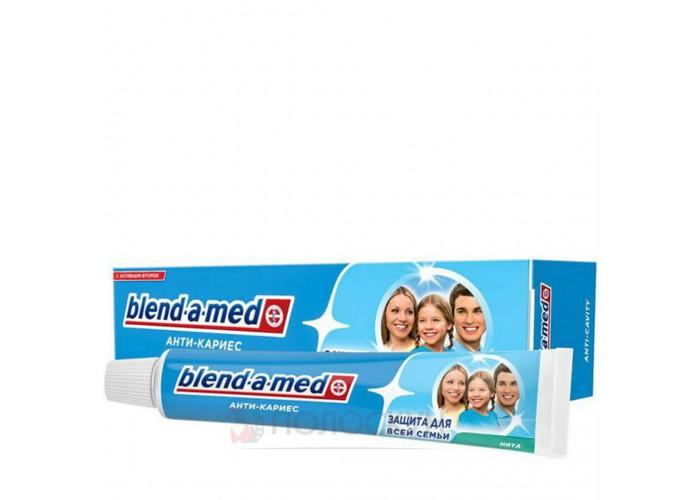 Зубна паста Антикарієс Blend-a-med