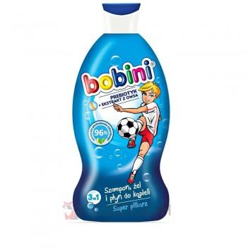 Шампунь-піна для дітей Супер футболіст Bobini
