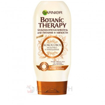 Бальзам для волосся Кокос і макадамія Botanic Therapy