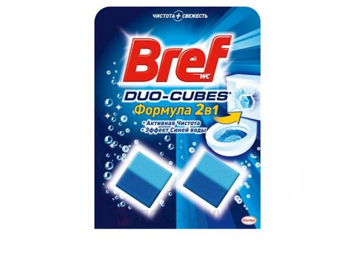 Освіжаючі кубики для унітазу Синя вода Bref