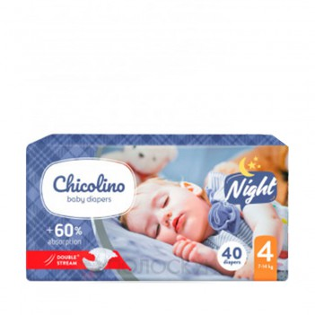 Підгузки Night N4 Chicolino