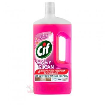 Засіб для чищення підлоги та стін Квіткова свіжість Cif