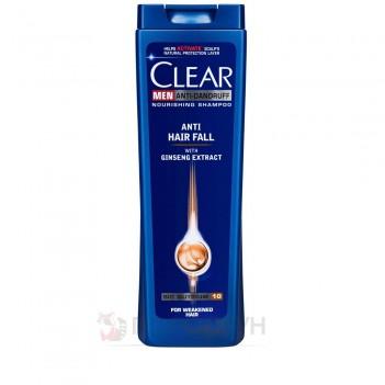 Чоловічий шампунь Против випадіння волосся Clear