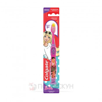 Дитяча зубна щітка Барбі Colgate