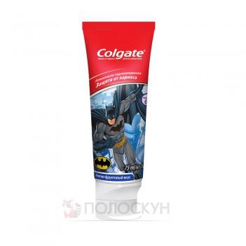 Дитяча зубна паста Людина-Павук Colgate