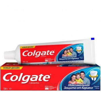 Зубна паста Свіжа м'ята Colgate