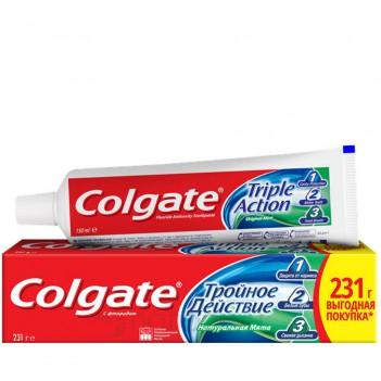 Зубна паста Потрійна дія Colgate