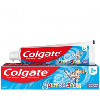 Дитяча зубна паста Доктор Заяць Жуйка Colgate