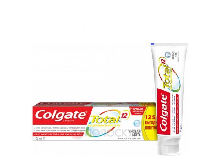Зубна паста Total Чиста м'ята Colgate