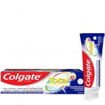 Зубна паста Total — Комплексне відбілювання Colgate