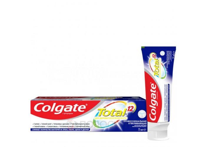 Зубна паста Total Комплексне відбілювання Colgate