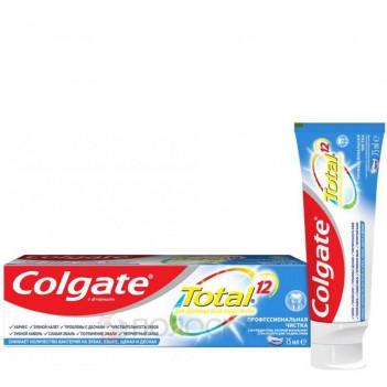 Зубна паста Total — Професійне чищення Colgate