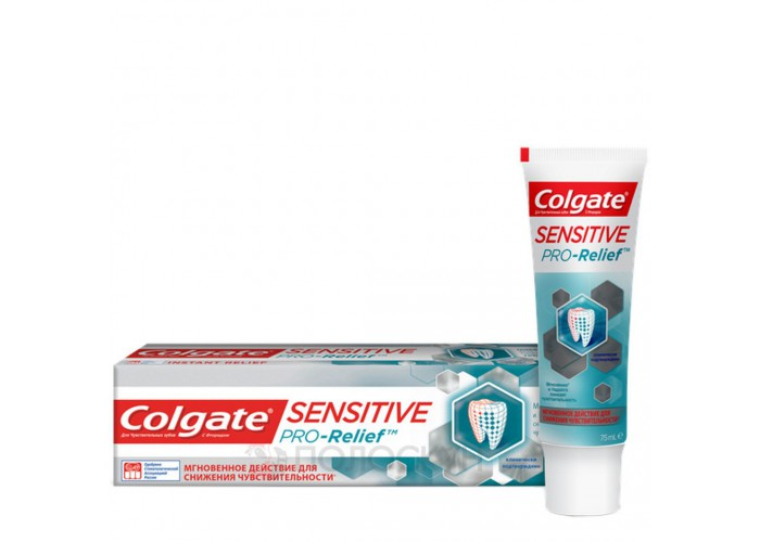 Зубна паста Senstive Pro-Relief Colgate