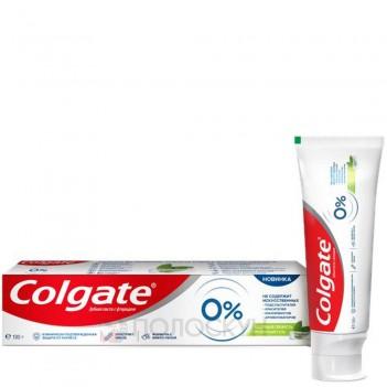 Зубна паста Бадьора свіжість проти карієсу 0% Colgate