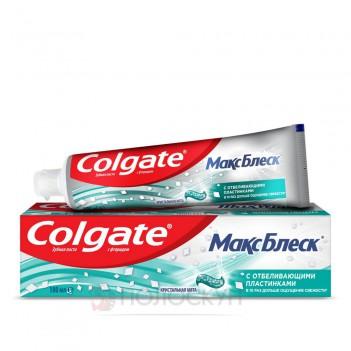 Зубна паста Макс блиск Colgate