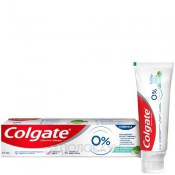 Зубна паста зі смаком ніжної м'яти 0% Colgate