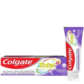 Зубна паста Total — Здоров'я ясен Colgate
